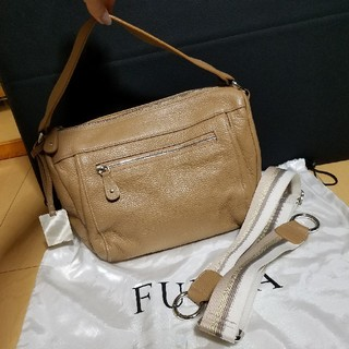 フルラ(Furla)の美品 FURLA 2wayハンドバッグ(ハンドバッグ)