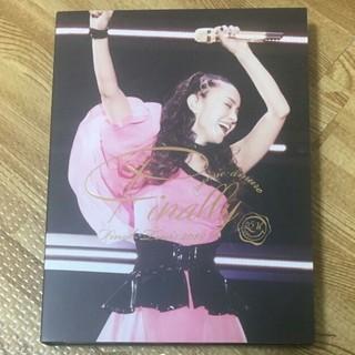 安室奈美恵 finalツアー 福岡 Blu-ray(ミュージック)