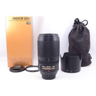 ニコン(Nikon)の【新品級】Nikon AF-S 70-300㎜ F4.5-5.6G VR(レンズ(ズーム))