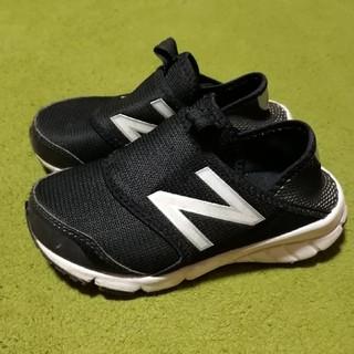New Balance - ニューバランス 17 キッズ スリッポン