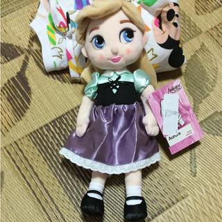 ディズニー(Disney)のアニメータードール  ぬいぐるみ オーロラ プリンセス 日本未発売(ぬいぐるみ)