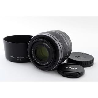 ニコン(Nikon)の★ニコンミラーレス用望遠★30-110mm ブラック VR 手振れ補正(レンズ(ズーム))