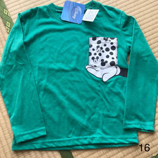 ディズニー(Disney)の①ミッキー長袖(Tシャツ/カットソー)