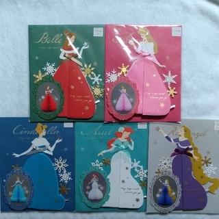 ディズニー(Disney)のハニカムカード ドレス色当てクイズ(ウェルカムボード)