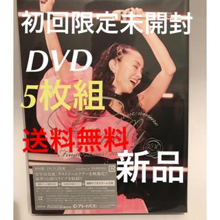 安室奈美恵 DVD 初回限定 5枚 福岡ヤフオクドーム公演(ミュージック)