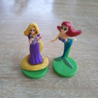 ディズニー(Disney)のチョコエッグ ディズニー プリンセス(キャラクターグッズ)