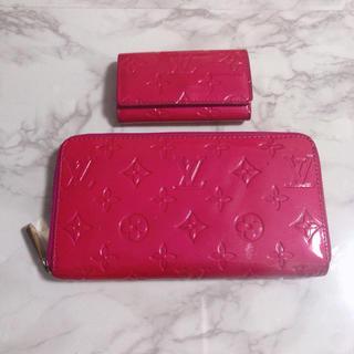 ルイヴィトン(LOUIS VUITTON)の難あり 財布 キーケース セット(財布)