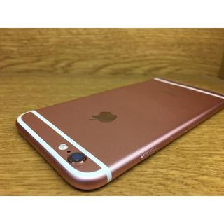 iPhone - iPhone6s 64GB softbank ローズゴールド