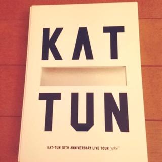 KAT-TUN 10TH ANNIVERSARY LIVE 10Ks!初回限定盤(アイドルグッズ)
