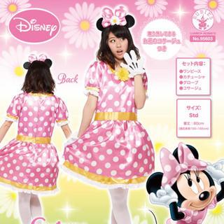 ディズニー(Disney)のミニーマウス♡コスプレ♡フルセット(衣装)