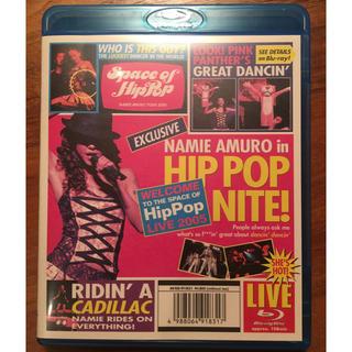 安室奈美恵 SPACE OF HIP POP blu-ray Tour 2005(ミュージック)