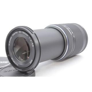 オリンパス(OLYMPUS)の☆極美品☆オリンパス M.ZUIKO 40-150mm F4-5.6(レンズ(ズーム))