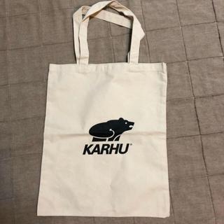 カルフ(KARHU)のカルフのノベルティ(トートバッグ)
