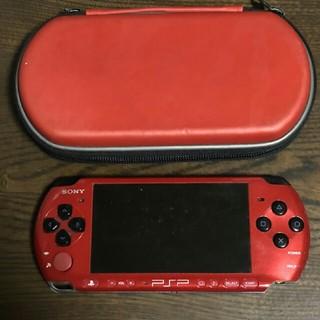 プレイステーションポータブル(PlayStation Portable)のPSP(携帯用ゲーム本体)