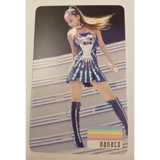 安室奈美恵 Finally 初回限定盤 セブンネット限定 nanacoカード②(ミュージシャン)