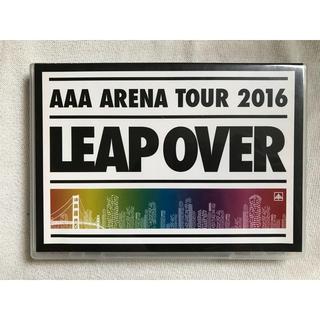トリプルエー(AAA)のAAA DVD LEAP OVER(ミュージック)