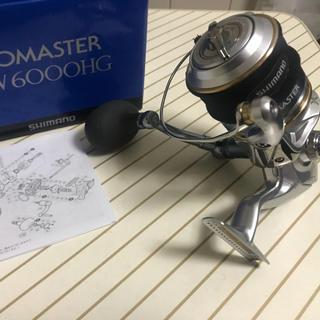 シマノ(SHIMANO)のバイマスターSW 6000HG(リール)