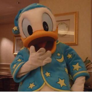 ディズニー(Disney)の香港ディズニー○キングダムクラブ○パジャマドナルド ○ぬいぐるみ(キャラクターグッズ)