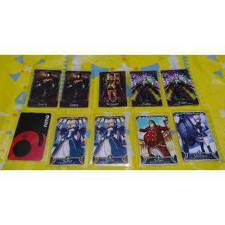 FGO アーケード アルトリア 宝具2 aimeカード付(カード)
