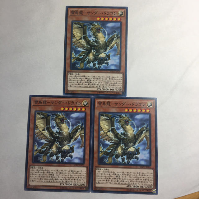 雷鳥 龍 サンダー ドラゴン
