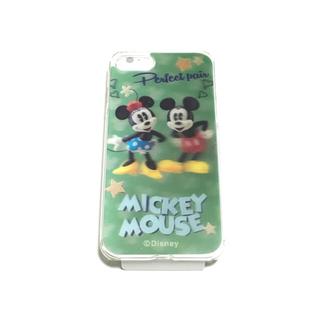 ディズニー(Disney)の《DISNEY MICKEY & MINNIE》【新品】3D iPhoneケース(iPhoneケース)