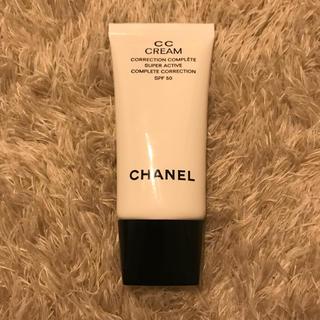 シャネル(CHANEL)のCHANEL CC クリーム N 日やけ止め乳液/メークアップベース (化粧下地)