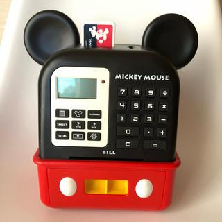 ディズニー(Disney)のディズニー ミッキーマウス 貯金箱 ATM(キャラクターグッズ)