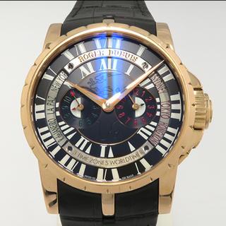 ロジェデュブイ(ROGER DUBUIS)の【S級】ロジェデュブイ エクスカリバー 世界限定28本(腕時計(アナログ))
