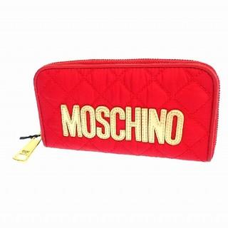 モスキーノ(MOSCHINO)のMOSCHINO/モスキーノ 長財布/ロングウォレット(財布)