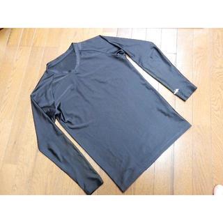 ガマカツ(がまかつ)のがま磯 2WAY プリント ジップシャツ GM3274のアンダーシャツ(ウエア)