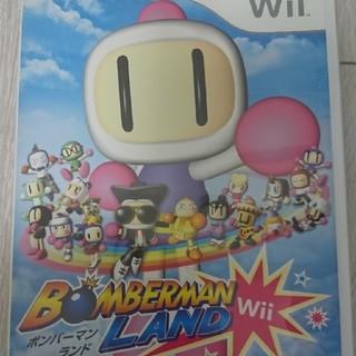 ウィー(Wii)のボンバーマンランド(家庭用ゲームソフト)