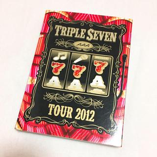 トリプルエー(AAA)のりぃちゃん様専用 AAA 初回盤 TRIPLE SEVEN DVD(ミュージック)