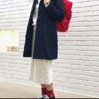 ダントン(DANTON)のダントン イージースカート(ひざ丈スカート)