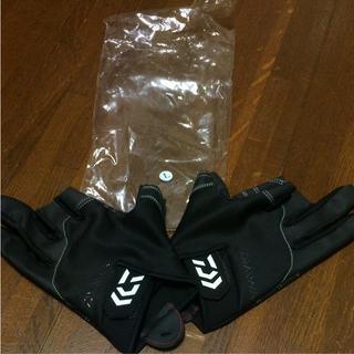 ダイワ(DAIWA)の新品未使用  Daiwa  ダイワ  フィッシング グローブ 手袋 釣り用品(その他)