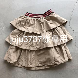 ゴートゥーハリウッド(GO TO HOLLYWOOD)のGO TO  HOLLYWOODのかわいいスカート(スカート)