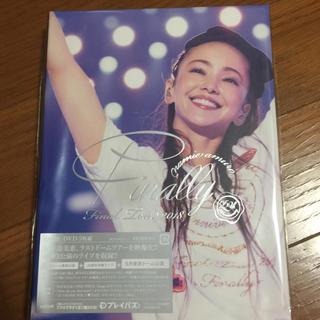 安室奈美恵 Finally 東京ドーム公演 DVD 初回限定盤 新品未開封(ミュージック)