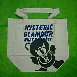 ヒステリックグラマー(HYSTERIC GLAMOUR)のヒステリックグラマー Bear エコバッグ (エコバッグ)