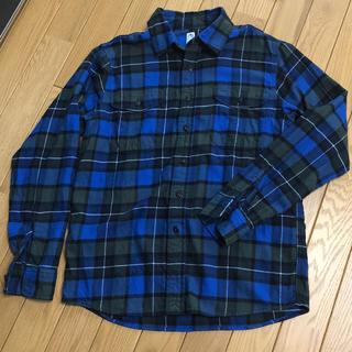 カトー(KATO`)のKATO チェックネルシャツ(シャツ)