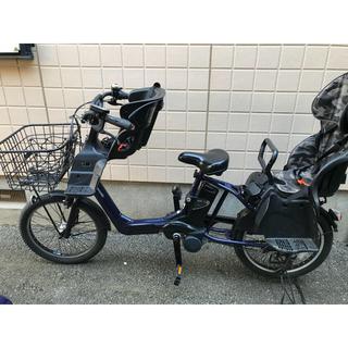 Panasonic - Panasonic  高年式  電動自転車  ギュットアニーズ  子乗せ