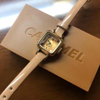 カバンドズッカ(CABANE de ZUCCa)のCARAMEL CABANE de ZUCCa 腕時計(腕時計)