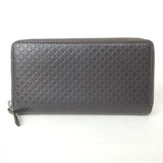 グッチ(Gucci)のグッチ 長財布 財布 ディアマンテ 307990 ラウンドファスナー長財布(長財布)