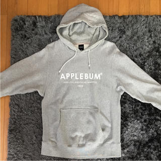 アップルバム(APPLEBUM)のapplebum cube logo parka(パーカー)