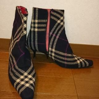バーバリー(BURBERRY)の値下げBURBERRY ブーツ(ブーツ)