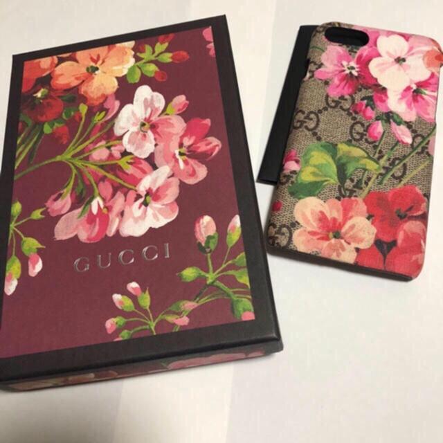 クロムハーツ iphone8plus ケース メンズ | Gucci - gucci iPhoneケース5.5s.6.6s用 美品の通販 by pypshop|グッチならラクマ