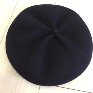 ネストローブ(nest Robe)のマチュアーハ mature ha ウールベレー帽(ニット帽/ビーニー)