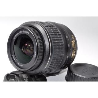 ニコン(Nikon)の【美品】 Nikon ニコン AF-S 18-55mm F3.5-5.6G VR(レンズ(ズーム))