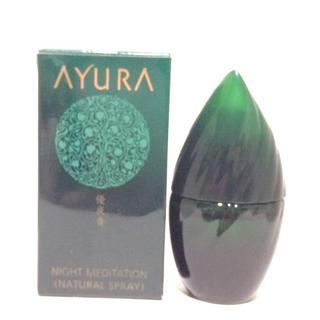 アユーラ(AYURA)のアユーラナイトメディテーション 20ミリ(香水(女性用))