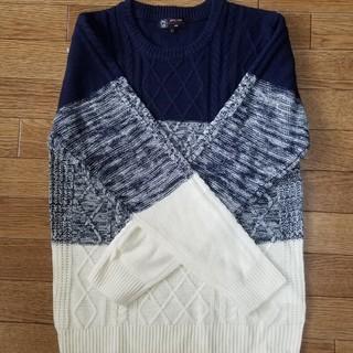 メンズ セーター 秋服 冬服