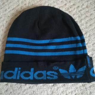 アディダス(adidas)のアディダスオリジナルス ニット帽(ニット帽/ビーニー)