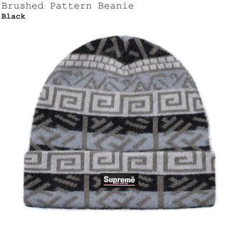 シュプリーム(Supreme)のSupreme  Brushed Pattern Beanie(ニット帽/ビーニー)